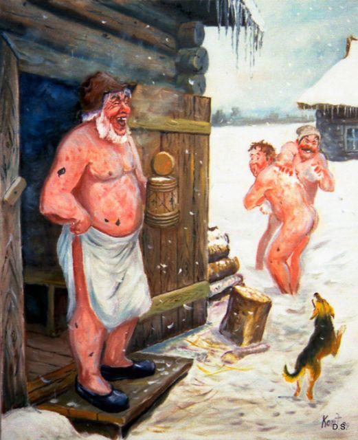 Фотки Из Русской Бани
